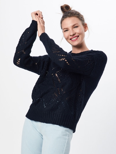 Megztinis iš ONLY , spalva - juoda: Vaizdas iš priekio