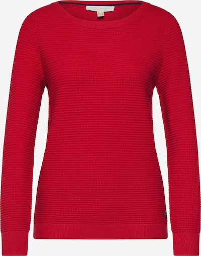 ESPRIT Pullover 'Ottoman' in rot, Produktansicht