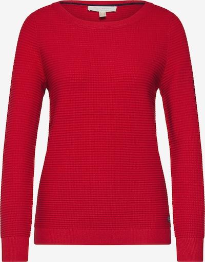 ESPRIT Пуловер 'Ottoman' в червено, Преглед на продукта