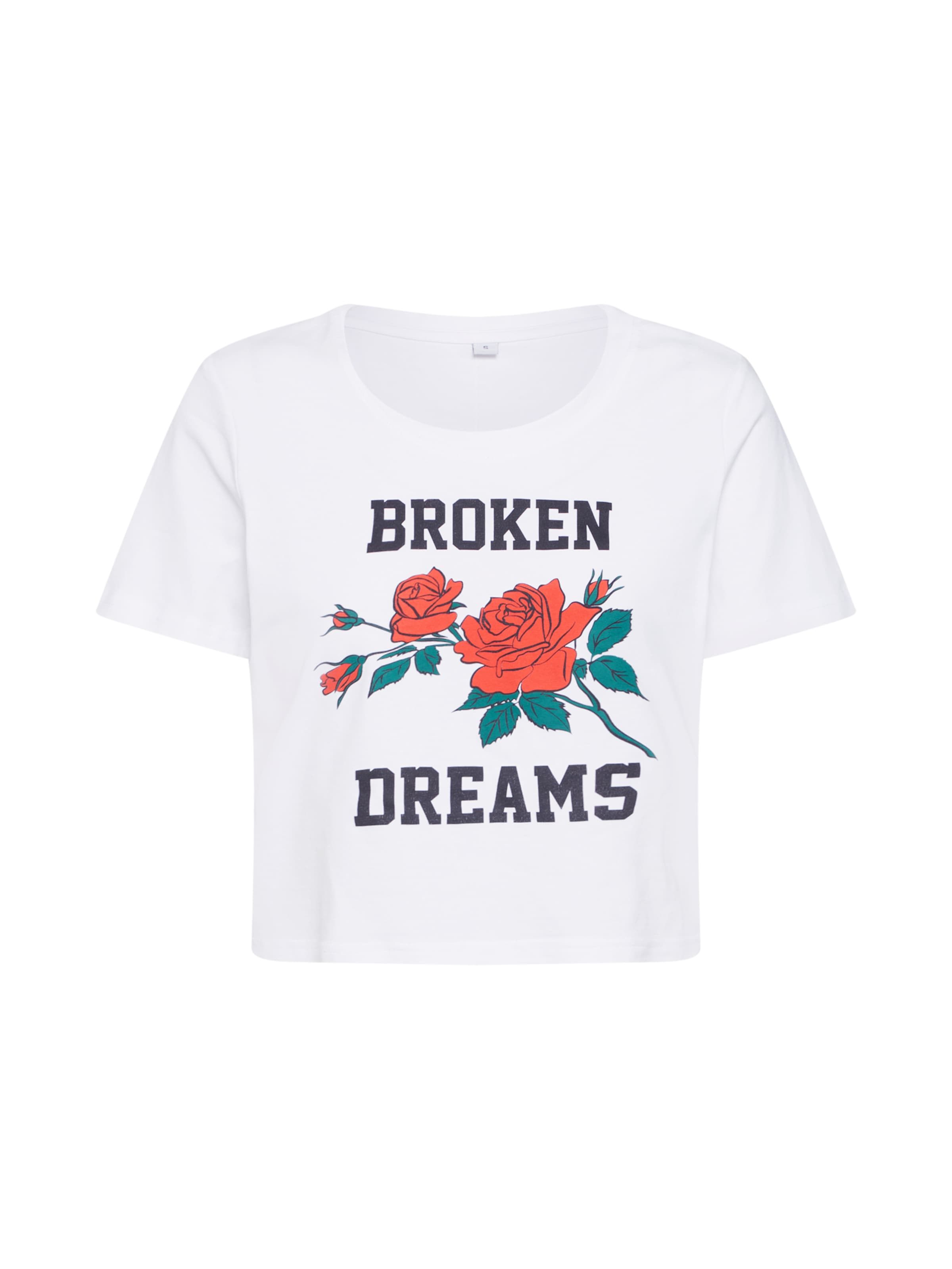 'broken In Shirt Dreams' Merchcode MischfarbenWeiß IYvb6mf7gy