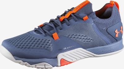 UNDER ARMOUR Fitnessschuhe 'Tribase Reign' in blau / orange / weiß, Produktansicht