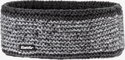 Eisbär Stirnband 'Philine' in grau / graphit, Produktansicht
