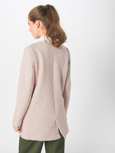 ONLY Mantel in beige / creme: Rückansicht