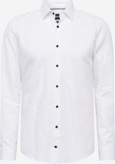 JOOP! Hemd 'Pierre' in dunkelblau / weiß, Produktansicht