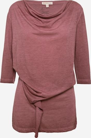 Soccx Shirt in merlot, Produktansicht