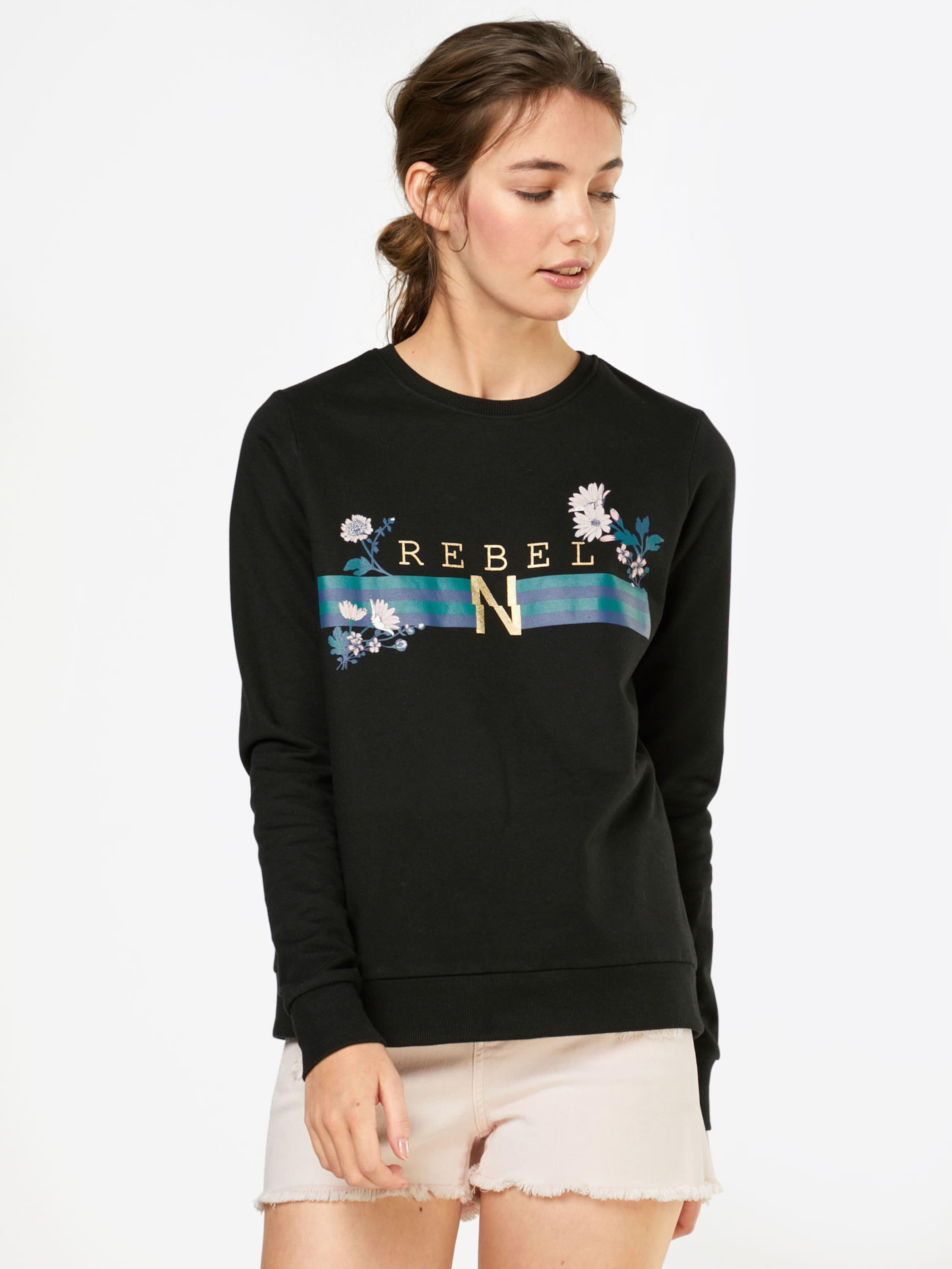 Geringster Preis Rabatt Sehr Billig Noisy may Sweatshirt 'NMJAMES' Preiswerte Art Und Stil Größte Lieferant Für Verkauf PLYk5UgbZ