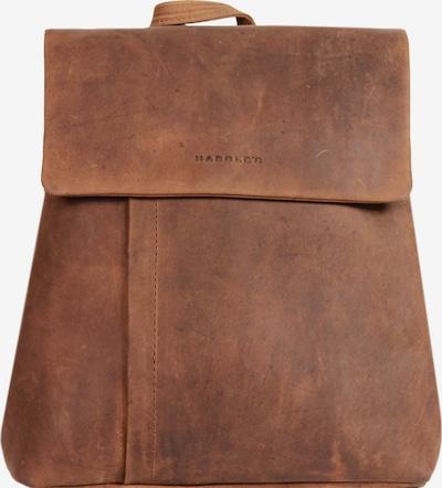 Harold's Rugzak 'Antik' in de kleur Bruin, Productweergave