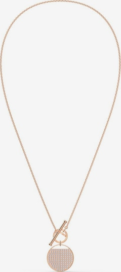Swarovski Kette 'Ginger T Bar' in rosegold, Produktansicht