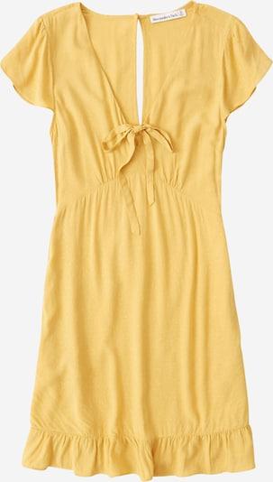 Rochie de vară 'Babydoll' Abercrombie & Fitch pe galben, Vizualizare produs
