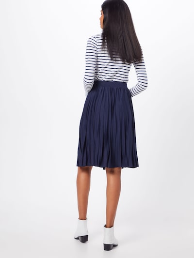 ABOUT YOU Skirt 'Connie' in Dark blue: Rear view