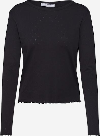 Noisy may Shirt 'NMANGALA' in schwarz, Produktansicht