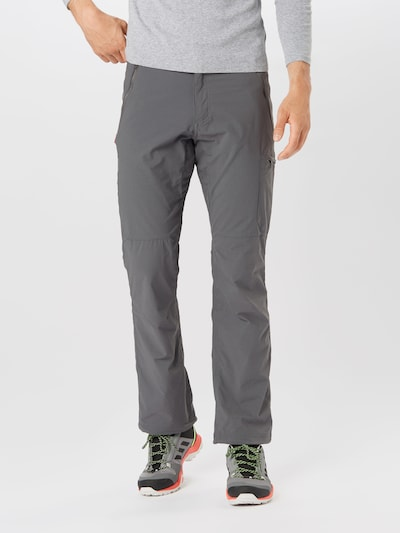 Pantaloni sport 'Pro Trs' CRAGHOPPERS pe gri, Vizualizare model