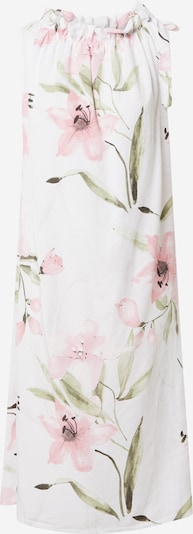 világoszöld / rózsaszín / fehér ZABAIONE Nyári ruhák 'Dilari', Termék nézet