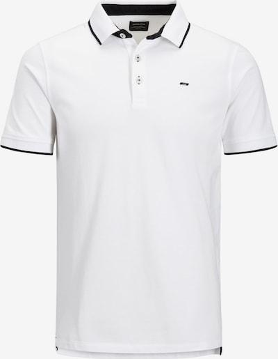 JACK & JONES Shirt in schwarz / weiß, Produktansicht