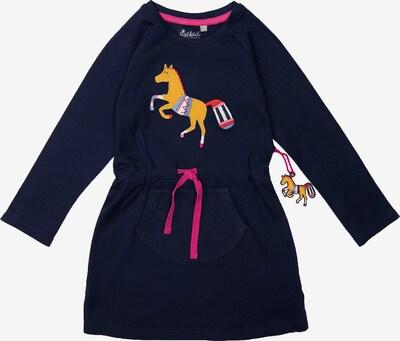 SIGIKID Kleid in nachtblau / mischfarben, Produktansicht
