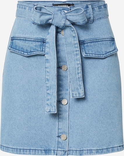 Missguided Jeansrock in blue denim, Produktansicht