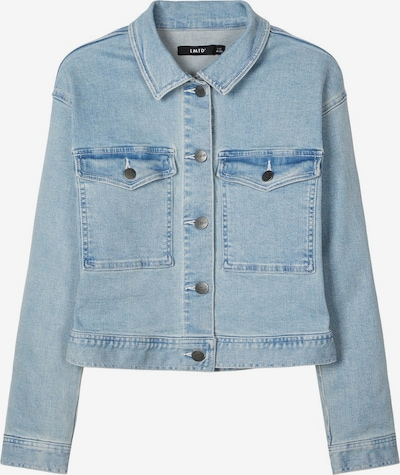 NAME IT Jeansjacke in hellblau, Produktansicht