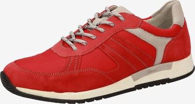 SIOUX Sneaker 'Rojaro' in hellrot, Produktansicht