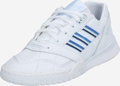 ADIDAS ORIGINALS Unisex - Sneaker 'A.R. TRAINER W' in blau / weiß, Produktansicht