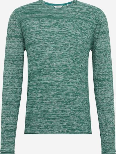 !Solid Pullover 'Hale O-neck Multi' in grün, Produktansicht