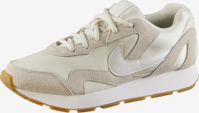 Nike Sportswear Sneaker 'Delfine' in greige / weiß / perlweiß, Produktansicht