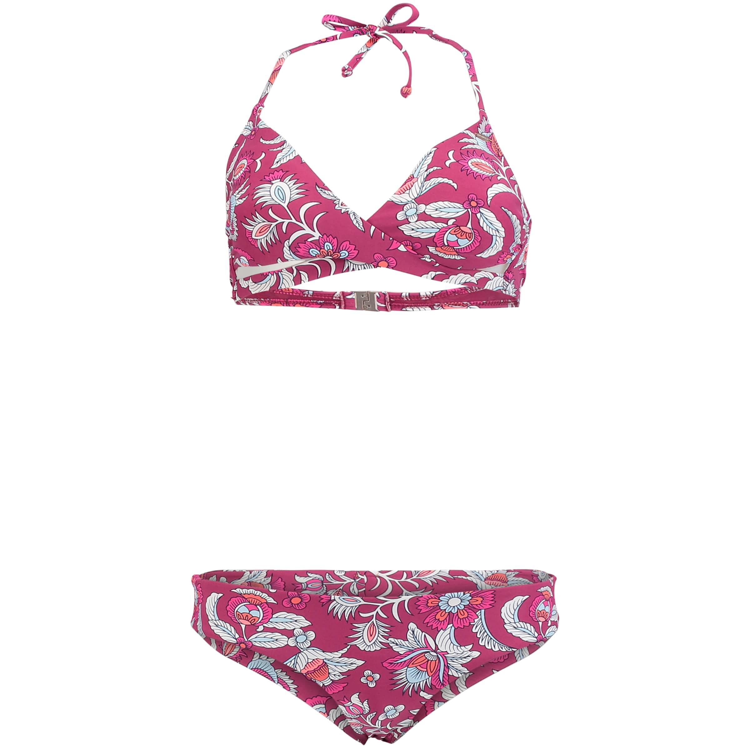 O'NEILL Bikini 'PW Print Crossover' Billig Verkauf 2018 Neue 0V6DX