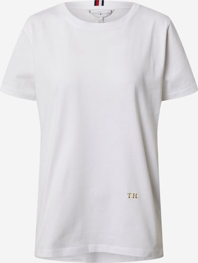 Tricou 'TH COOL ESS RELAXED C-NK TEE SS' TOMMY HILFIGER pe alb, Vizualizare produs