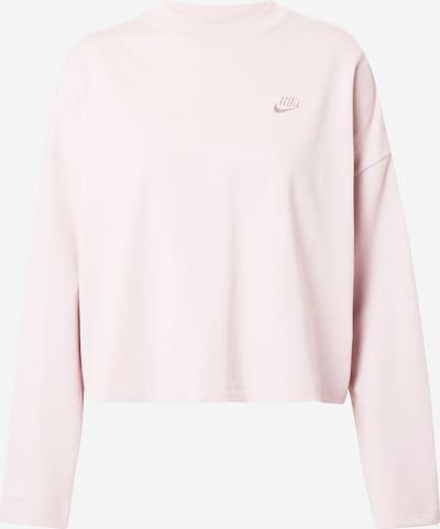 Nike Sportswear Shirt in mauve, Produktansicht