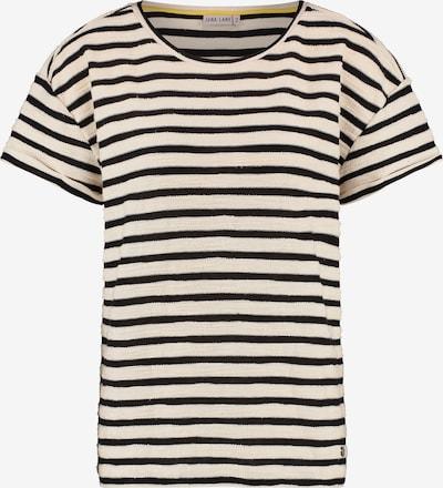 Juna Lane Shirt in schwarz / offwhite, Produktansicht