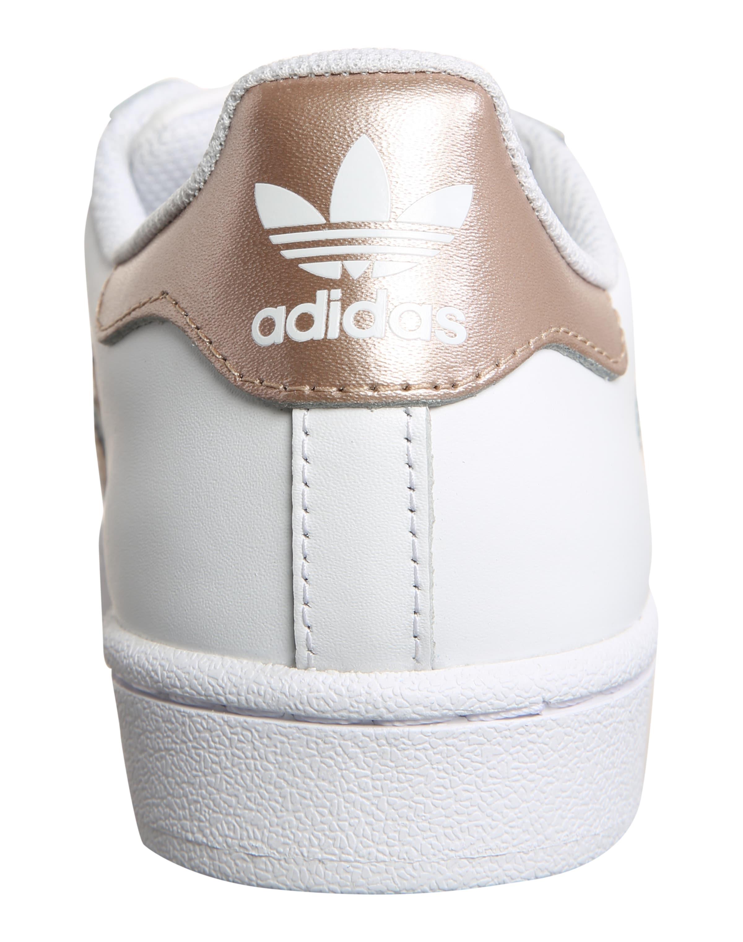 Originals Sneaker In GoldWeiß 'superstar' Adidas dCBWQrexo