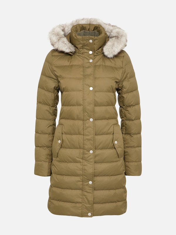 You KhakiAbout In 'tyra Hilfiger Mantel Tommy Down Coat' 8nmvN0w