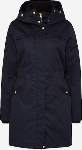 modström Winter jacket 'Frida Gold Trim' in Blue