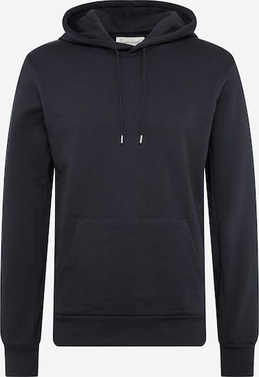 By Garment Makers Sweatshirt 'Jones' in schwarz, Produktansicht