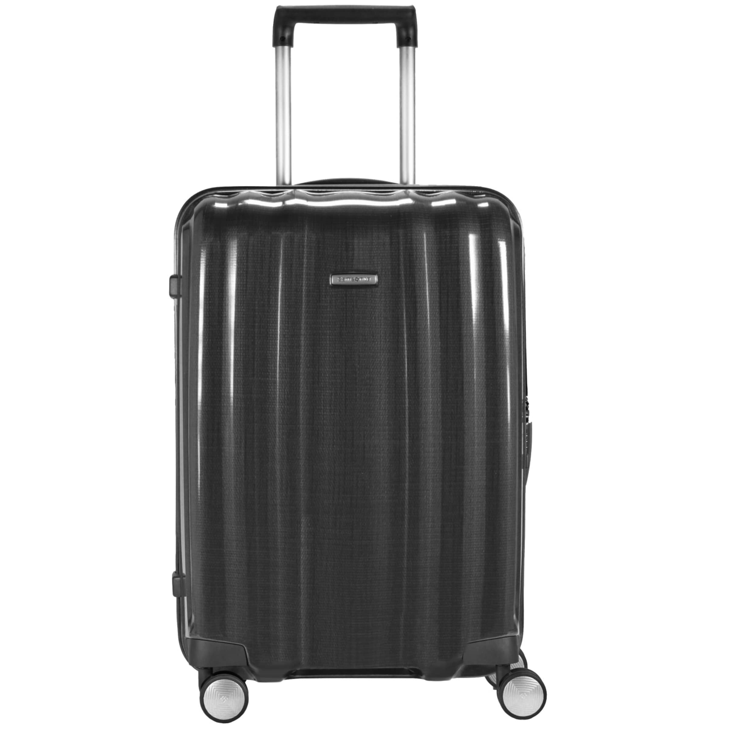 68 'lite Samsonite In Spinner cube Trolley Cm' Graphit ordBeCxW