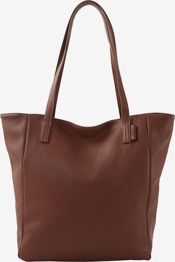 TOM TAILOR DENIM Shopper 'Arona' in braun, Produktansicht
