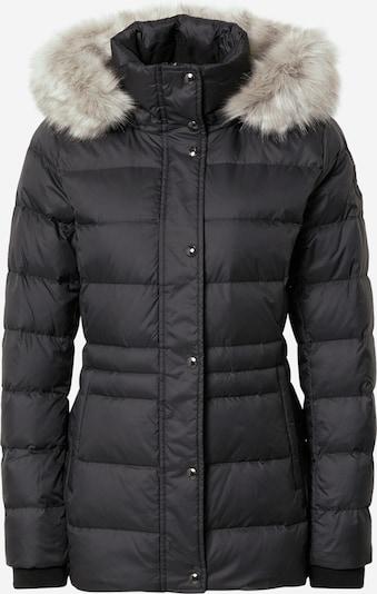 TOMMY HILFIGER Zimska jakna 'TYRA' | črna barva, Prikaz izdelka