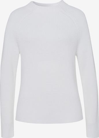 BRAX Pullover 'Lea' in Weiß