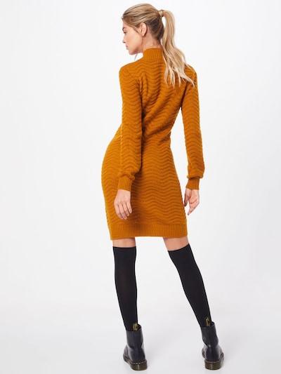 Y.A.S Kleid 'YASBRENTRICE' in orange: Rückansicht