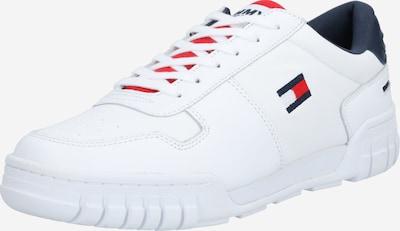 Tommy Jeans Zemie apavi 'RETRO' pieejami tumši zils / sarkans / balts, Preces skats
