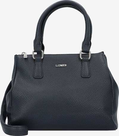L.CREDI Handtasche 'New Orleans' in nachtblau, Produktansicht