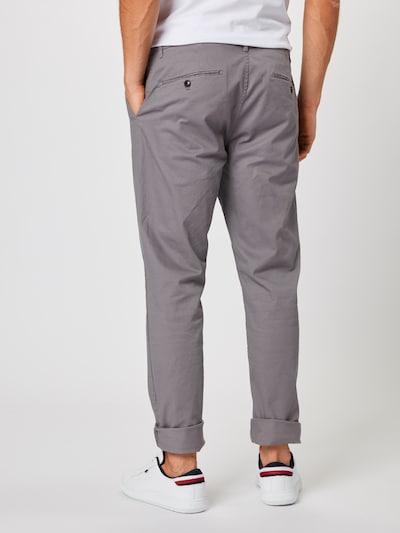 Pantaloni eleganți 'Stuart' SCOTCH & SODA pe gri: Privire spate