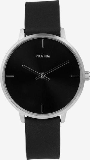 Pilgrim Analogové hodinky 'Inez' - černá / stříbrná, Produkt