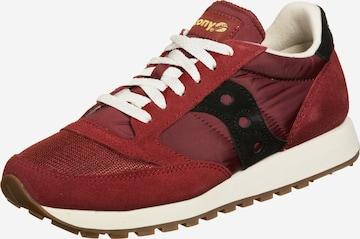 saucony Sneakers 'Jazz Vintage' in Red