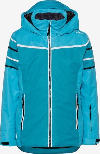CMP Skijacke in himmelblau / neonblau, Produktansicht