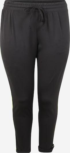 Only Play Curvy Hose in schwarz, Produktansicht