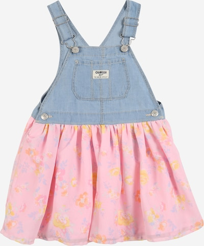 OshKosh Kleid 'Darla' in blue denim / rosa, Produktansicht