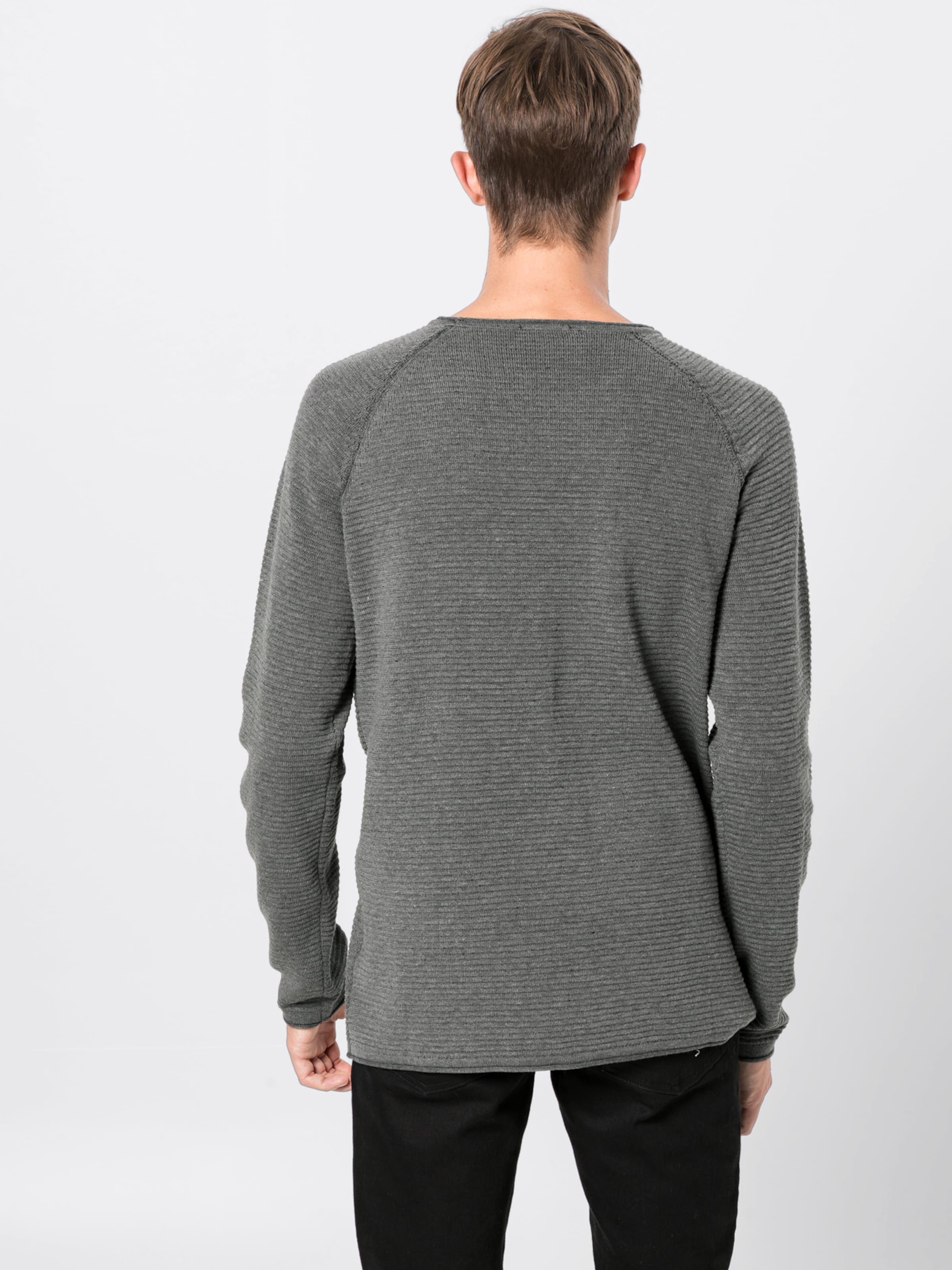 2tone' En Gris 'cn Pull Chiné Review over fgy7bY6