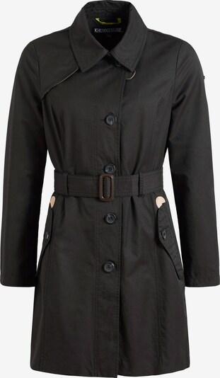 khujo Mantel ' AURORA ' in schwarz, Produktansicht