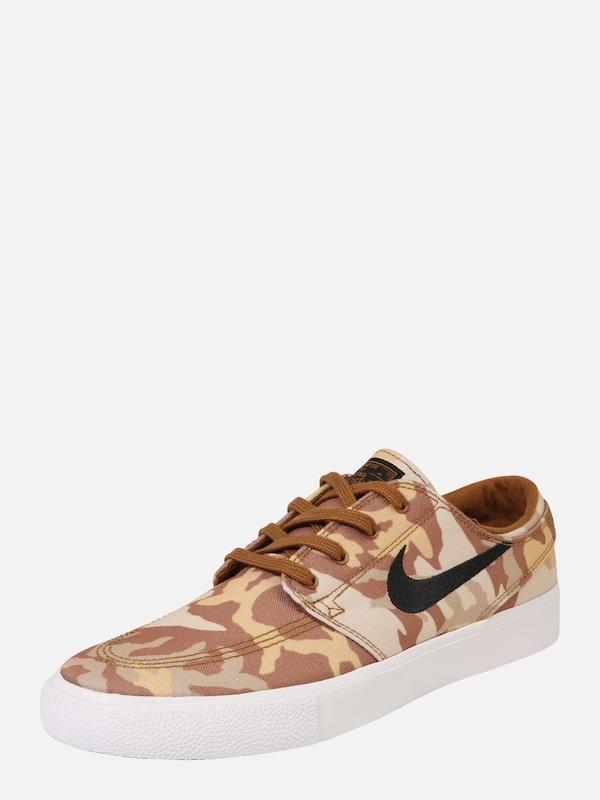 877ffed3768cb Nike SB Trampki niskie 'ZOOM JANOSKI CNVS RM PRM' w kolorze beżowy /  brązowy / białym | ABOUT YOU