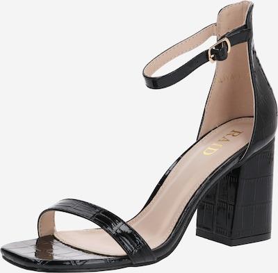Raid Sandalen met riem 'ALIYA' in de kleur Zwart, Productweergave